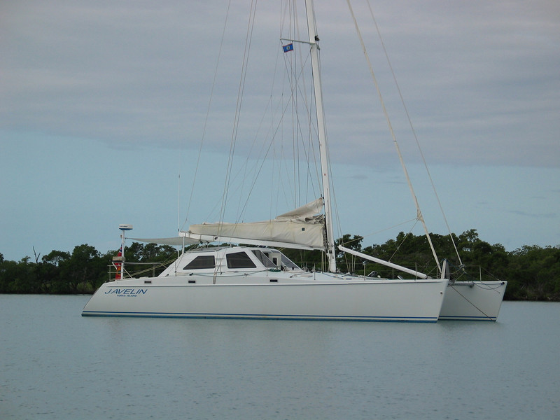 Belize anchorage