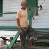 Lighthouse keeper, Lighthouse Reef, Belize