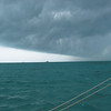 Squall, Lighthouse Reef, Belize