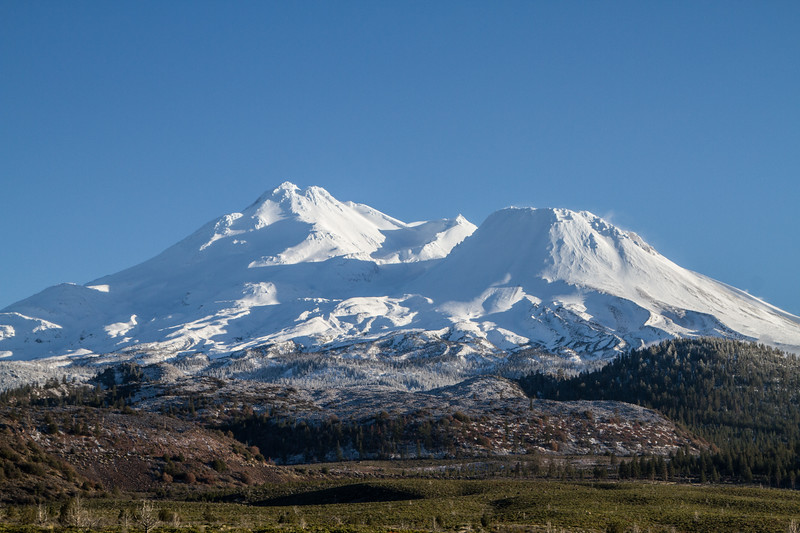 Mount Shasta - Northern California