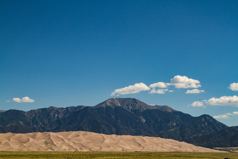 Great Sand Dunes National Park - Dunescape