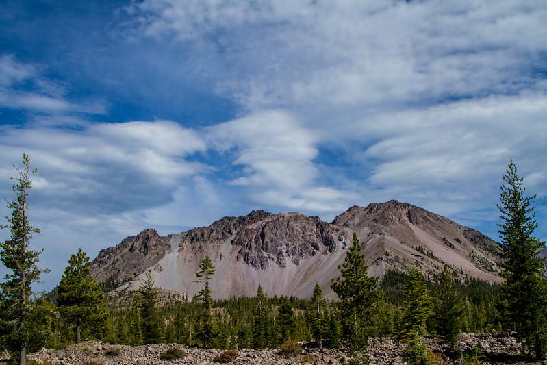 Peaked - Mt. Lassen, Lassen Volcanic National Park