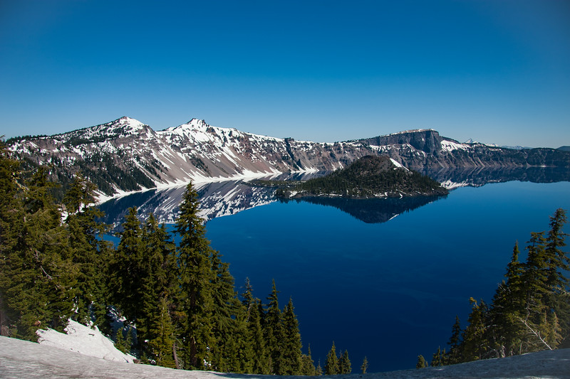 Brilliance - Crater Lake National Park