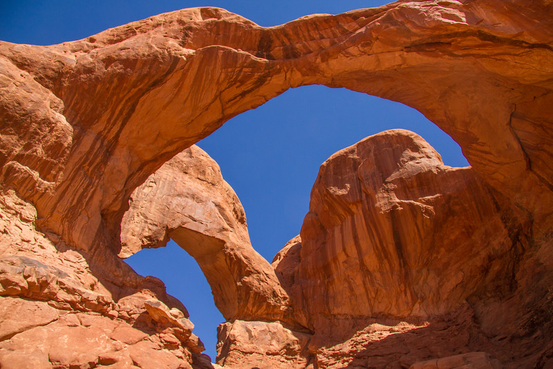 Double Down - Arches National Park