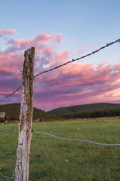 Fenced - Q Ranch, Arizona