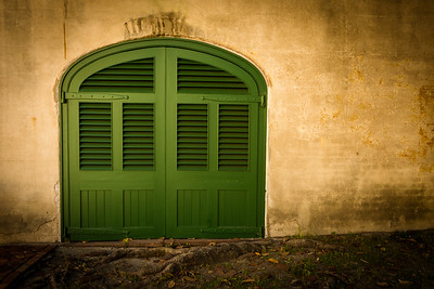 The Green Doors