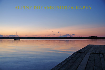 Called TWILIGHT DOCK  this was also shot at the Manasquan resivoir.