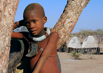 HIMBA - NAMIBIA