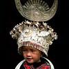 MIAO GIRL - GUIZHOU PROVINCE, CHINA