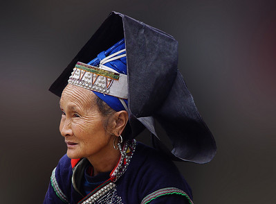 HILLTRIBE LADY - VIETNAM