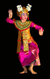 LEGONG DANCER - BALI