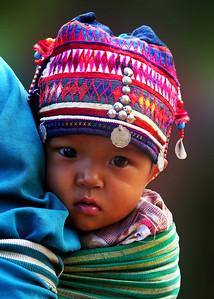 AKHA BABY - BURMA