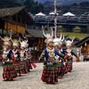 MIAO DANCERS - GUIZHOU PROVINCE, CHINA