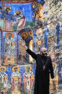 AKHTALA MONASTERY - ARMENIA