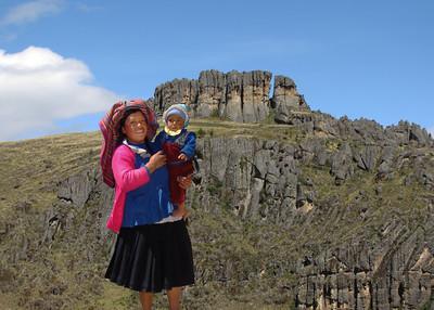 CUMBE MAYA - PERU