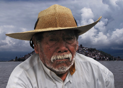 LAKE PATZCUARO - MEXICO
