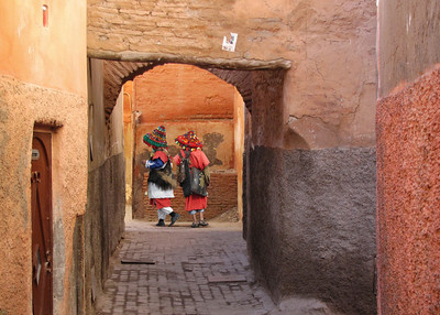 MARRAKECH - MOROCCO