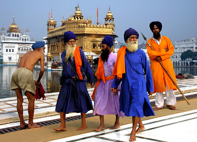 GOLDEN TEMPLE - AMRITSAR, INDIA