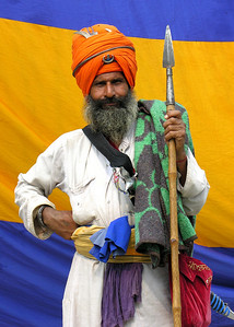 SIKH MAN - AMRITSAR, INDIA