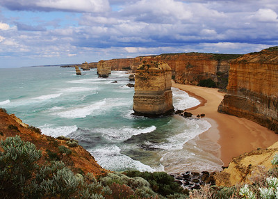 THE 12 APOSTLES - VICTORIA, AUSTRALIA
