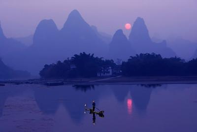 LI RIVER - CHINA