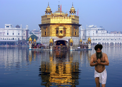 THE GOLDEN TEMPLE - AMRITSAR, INDIA