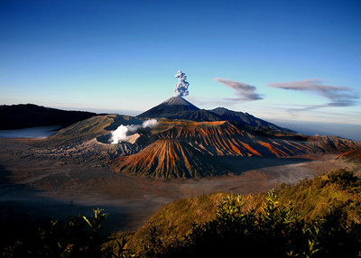 MT BROMO - EAST JAVA, INDONESIA