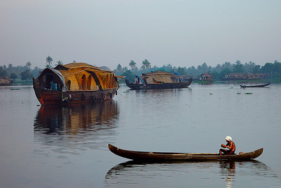 KERALA BACKWATERS - INDIA