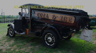 OLD-COAL-and-ICE TRUCK