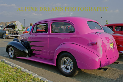 LAVENDER-BLACK-HOT-ROD