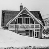 Park City Train Station in winter