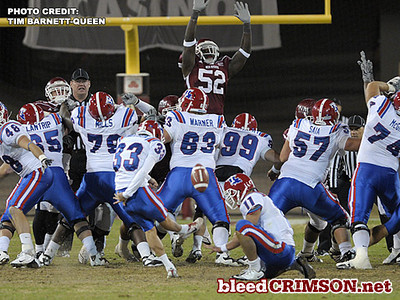 New Mexico State vs. Louisiana Tech (11/13/10)