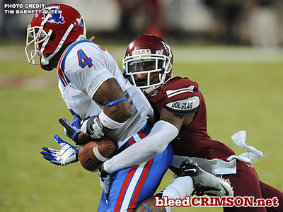 New Mexico State vs. Louisiana Tech (10/27/12)
