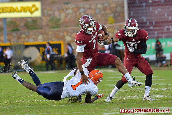 New Mexico State vs. UTEP (09-14-13)