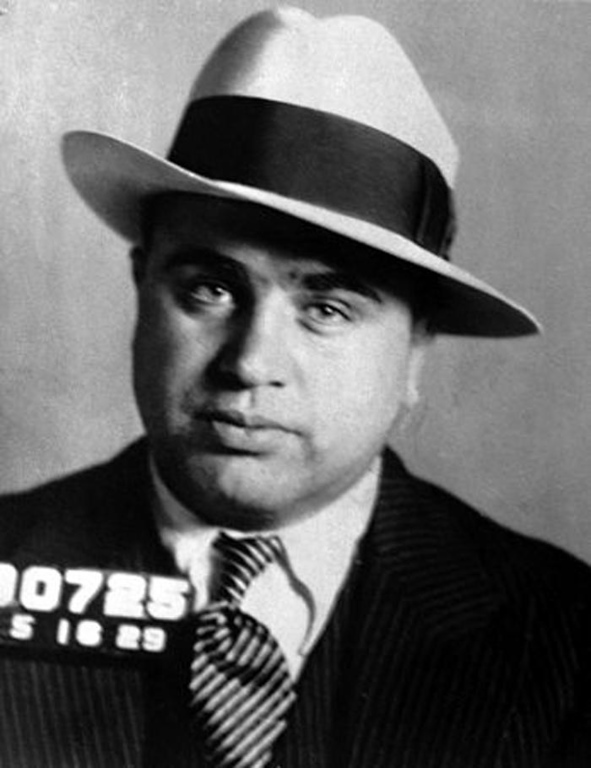 ". Among the historic cases of the FBI is that of Al Capone aka ""Scarface\"", an American gangster and businessman who attained notoriety during the Prohibition era as the co-founder and boss of the Chicago Outfit."