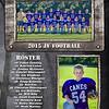JV Football 8x10 Collage - $25