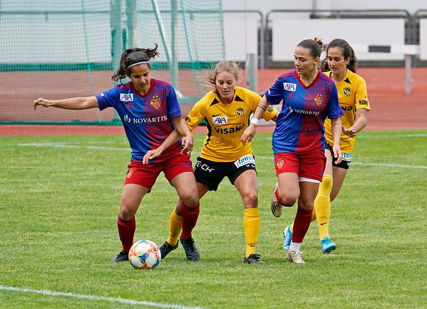 FCB 1893 Frauen versus YB Frauen © Klaus Brodhage (4)