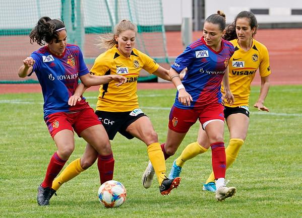 FCB 1893 Frauen versus YB Frauen © Klaus Brodhage (5)