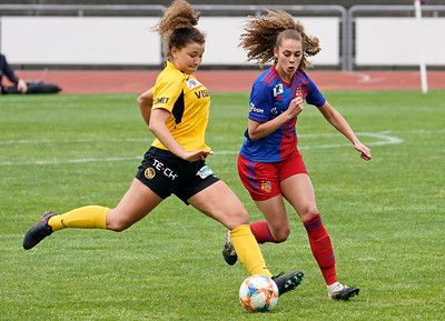 FCB 1893 Frauen versus YB Frauen © Klaus Brodhage (8)