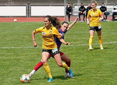 FCB 1893 Frauen versus YB Frauen © Klaus Brodhage (11)