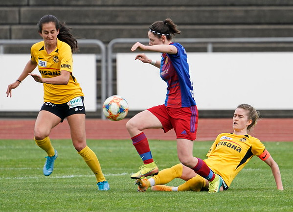 FCB 1893 Frauen versus YB Frauen © Klaus Brodhage (18)