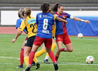 FCB 1893 Frauen versus YB Frauen © Klaus Brodhage (22)