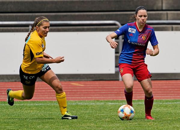 FCB 1893 Frauen versus YB Frauen © Klaus Brodhage (3)