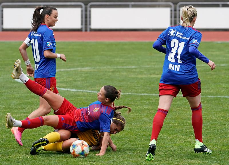 FCB 1893 Frauen versus YB Frauen © Klaus Brodhage (15)
