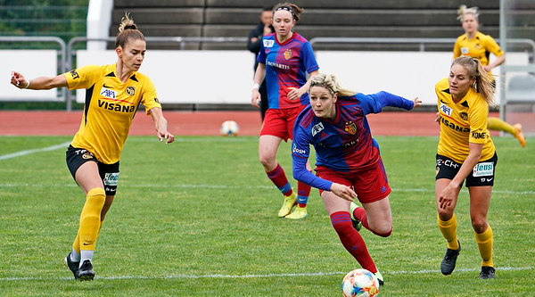 FCB 1893 Frauen versus YB Frauen © Klaus Brodhage (9)