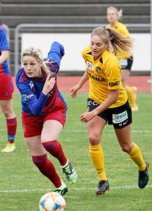 FCB 1893 Frauen versus YB Frauen © Klaus Brodhage (10)