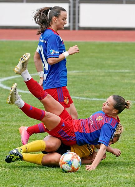 FCB 1893 Frauen versus YB Frauen © Klaus Brodhage (14)
