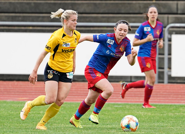 FCB 1893 Frauen versus YB Frauen © Klaus Brodhage (21)
