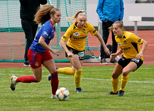 FCB 1893 Frauen versus YB Frauen © Klaus Brodhage (2)