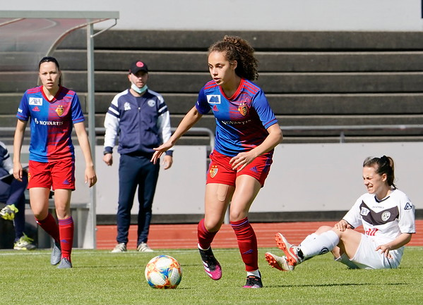 FC Basel 1893 Frauen -  FC Lugano Femminile  © Klaus Brodhage (22)